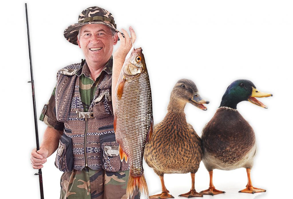 Hunting and Fishing Regulations